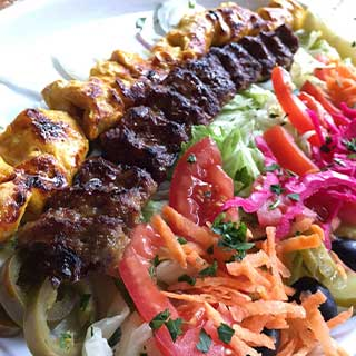 Mixed Kebab (for 3 people)